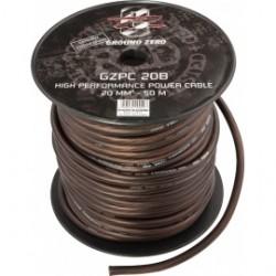 Ground Zero napájecí kabel 20qmm