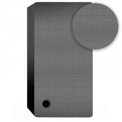 Mecatron průzvučná tkanina šedá