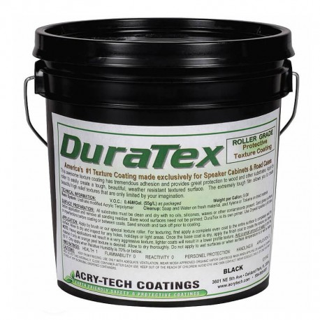 Acry-Tech DuraTex Roller Grade 4,25 kg - černý
