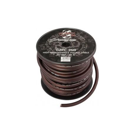 Ground Zero napájecí kabel 35qmm