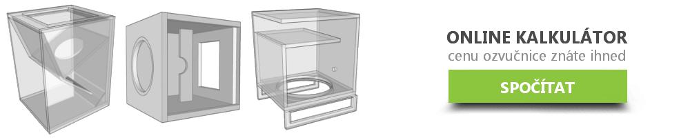 Výpočet reproboxu
