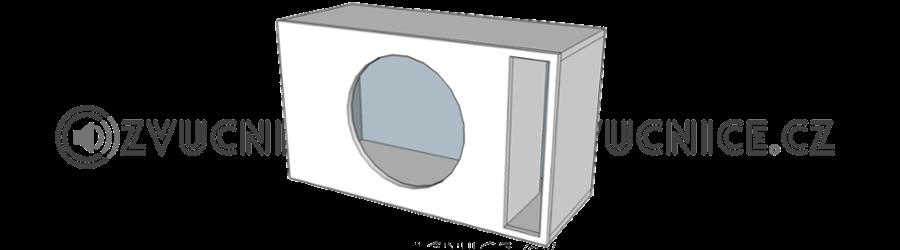 Bassreflexový reprobox